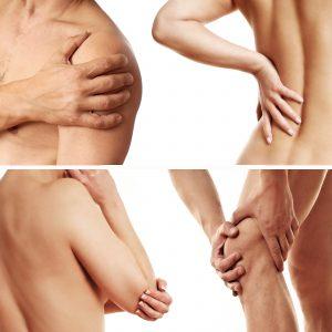 Rückenschmerzen und Gelenkbeschwerden sind typische Beschwerden für eine Behandlung mit der ISBT Bowen Therapie